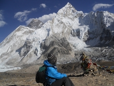 Enjoying Everest Trekking In Nepal