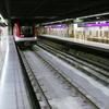 Inside The Verneda Station