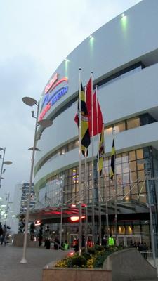 Ülker Sports Arena Outside