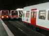 Reina Elisenda Station