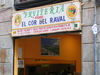 Pakistani-Owned Fruit Shop In Carrer De Joaquín Costa