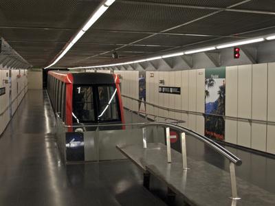 The Funicular Platforms