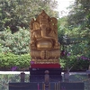 Ganesha Statue At Sanggar Agung Temple 2 C Surabaya Indonesia