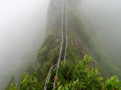 Haʻikū Stairs