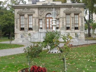 Court Pavilion