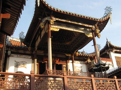 Jade Emperor's Pavilion Main Prayer Hall