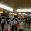 Jingan Station May 2 0 1 2