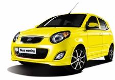Kia Morning Sport Hoian Private Car