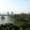 Kandawgyi Lake 2 C Yangon