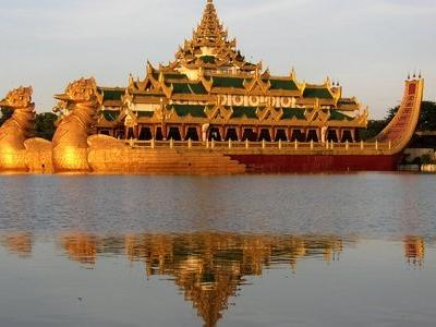 Karaweik   Palace