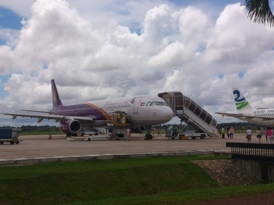 Siem  Reap   Angkor  International  Airport