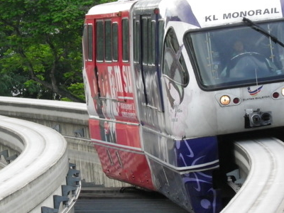 K L  Monorail Operating