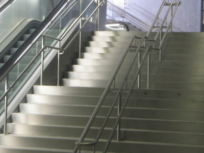 Escalators And Fixed Stairs