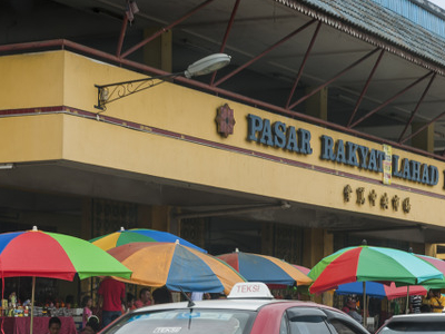 Lahad Datu Sabah Central Market