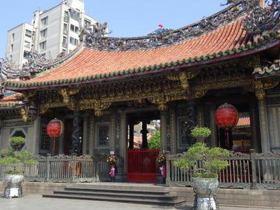 Lungshan Temple - Taipei Taiwan
