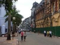 Maha Bandula Garden Street