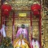Main Shrine Of Mazu