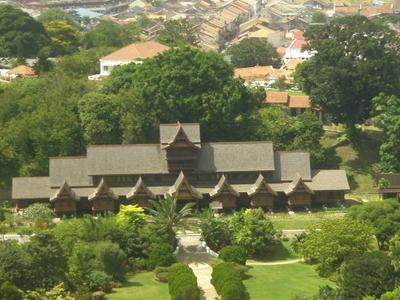 Malacca Sultanate Palace Museum