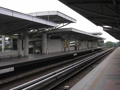 Maluri Station