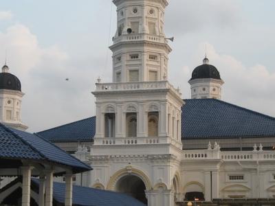 Masjid  Negeri  Sultan  Abu  Bakar