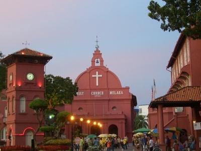 Dutch Square In Malacca