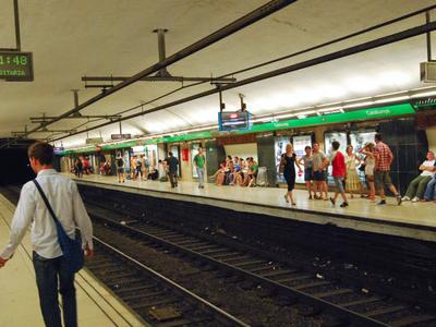 L3 Metro Station