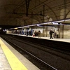 Termini Line B Station Platform