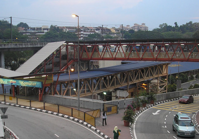 Mid  Valley Station