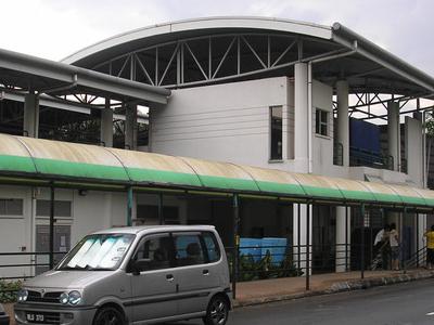 Miharja Station