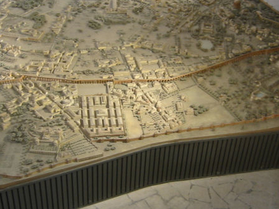Italo Gismondi's Model Of Ancient Rome