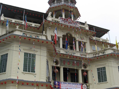Muar Old Building