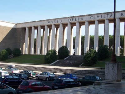 Museum Of Roman Civilization