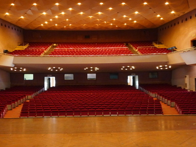 National  Theatre Of  Yangon  2 C From Stage