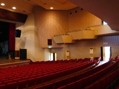 National  Theatre Of  Yangon  2 C Hall