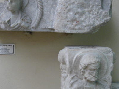Fragments From The Church