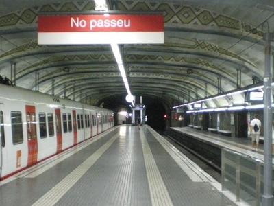 Plaça De Catalunya Platforms