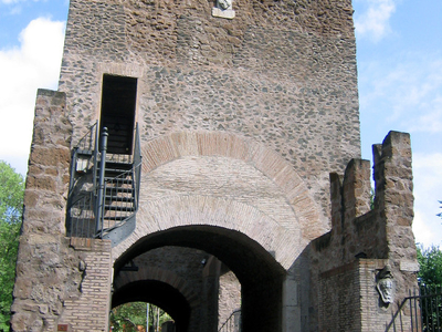 Medieval Bridge Tower
