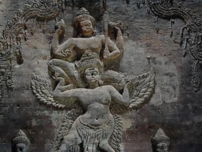 Prasat  Kravan  Garuda