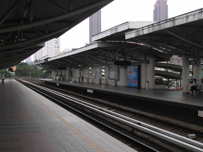 Pudu Station