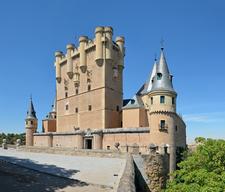 Segovia Alcazar Ext