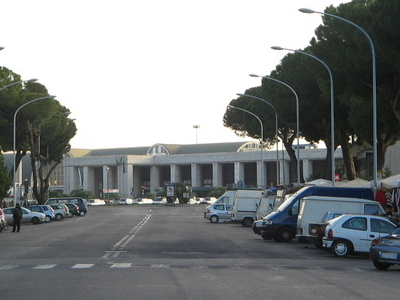 Roma Ostiense Railway Station