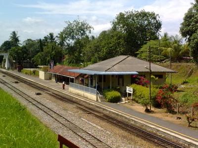 Stesen  Kerertapi  Labis