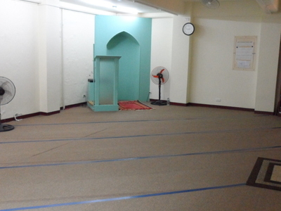 Taipei  Cultural  Mosque     Prayer  Hall