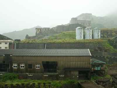 Abandoned Mining Facilities