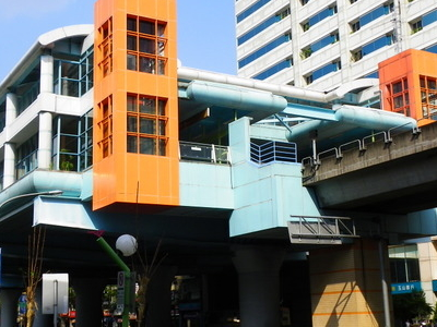 Technology Building Station