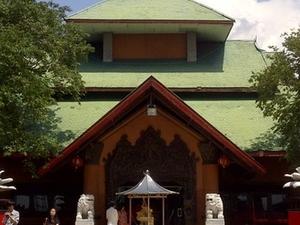 Sanggar Agung Temple