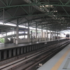 The Platform Level Of The Ampang Lines Titiwangsa Station.