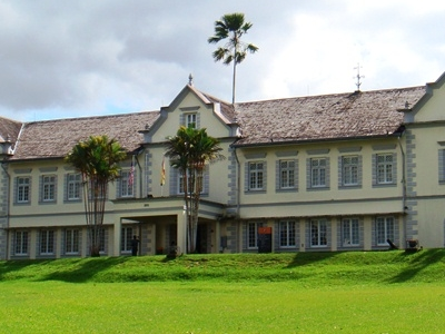 The Sarawak State Museum