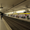 Panorama Of Line L4 Station