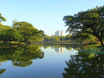 Yangon  Kandawgyi  Lake